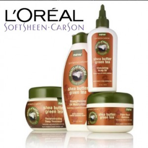 loreals soft sheen carson selects bristols sales